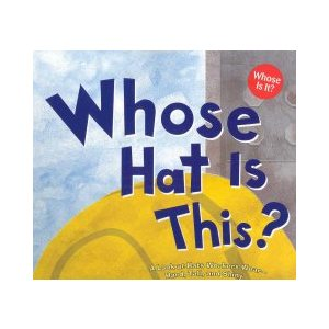 Whose Hat Is This?