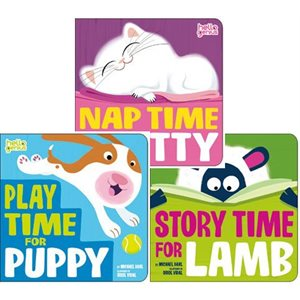 Hello Genius 3 Pack (Story Lamb, Nap Kitty, Play Puppy)