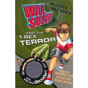 Will Solvit and the T-Rex Terror