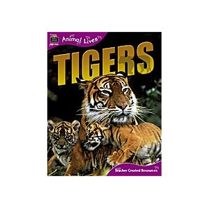 Animal Lives: Tigers