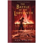 Percy Jackson and the Olympians, Book Four: The Battle of the Labyrinth