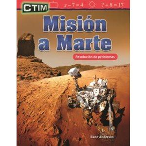 CTIM: Misión a Marte: Resolución de problemas