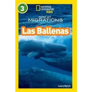 Grandes Migraciones: Las Ballenas (Great Migrations: Whales)