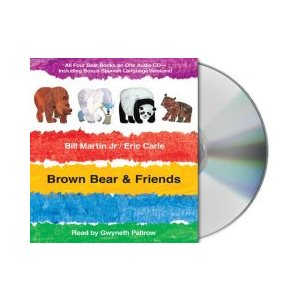 Brown Bear & Friends