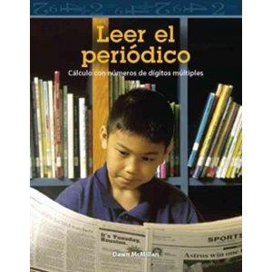 Leer el periódico (Reading The Newspaper)
