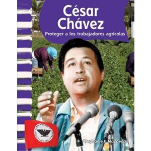 César Chávez (Spanish Edition)