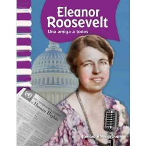 Eleanor Roosevelt (Spanish Edition)