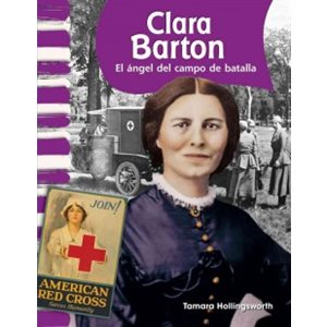 Clara Barton (Spanish Edition)