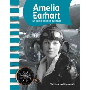 Amelia Earhart (Spanish Edition)