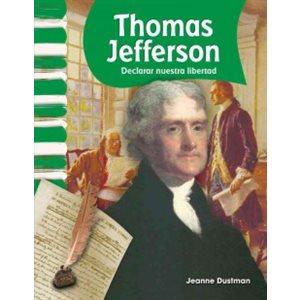 Thomas Jefferson (Spanish Edition)