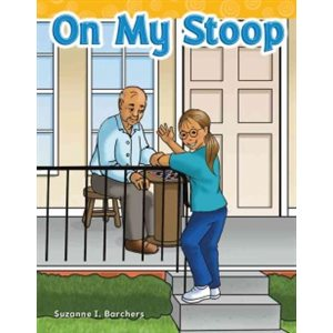 On My Stoop Long Vowel Storybooks