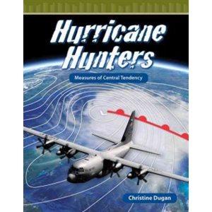 Hurricane Hunters Measures of Central Tendency