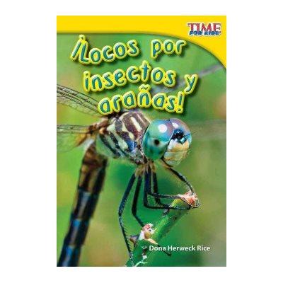 ¡Locos por insectos y arañas! (Going Buggy)