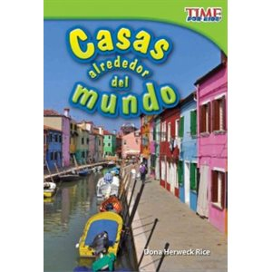 Casas alrededor del mundo (Homes Around The World)