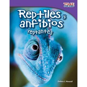 Reptiles y anfibios reptantes (Slithering Reptiles And Amphibians)