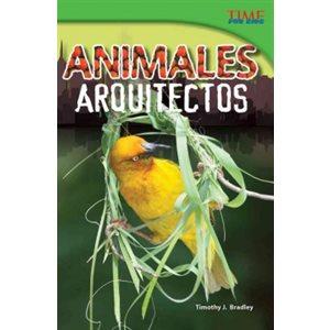 Animales arquitectos (Animal Architects)