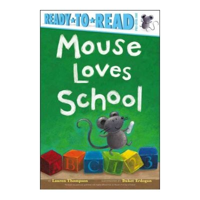 Mouse Loves School
