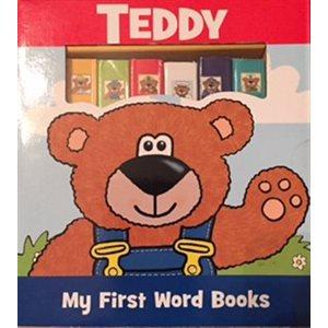 Teddy (6 Board Book Box)