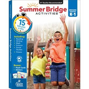 Summer Bridge Activities Bridging Grades K to 1