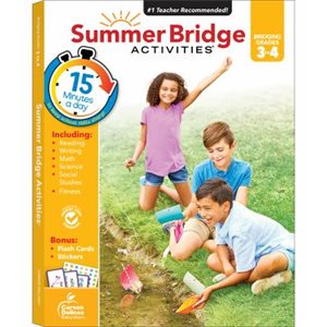 Summer Bridge Activities Bridging Grades 3 to 4