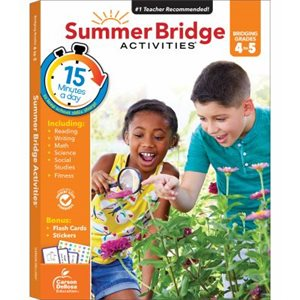Summer Bridge Activities Bridging Grades 4 to 5