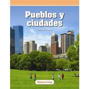 Pueblos y ciudades (Towns and Cities) (Spanish Version)