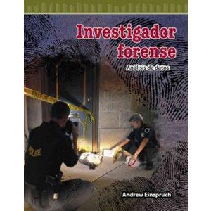 Investigador forense (CSI) (Spanish Version)