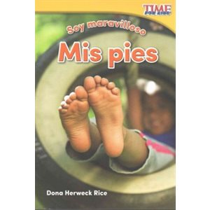 Soy maravilloso: Mis pies (Marvelous Me: My Feet)