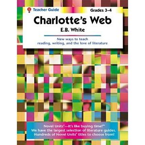 Charlotte's Web Teacher Guide NU0266