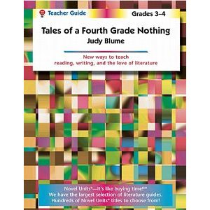 Tales of a Fourth Grade Nothing: Teacher Guide NU2714