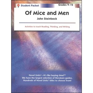 Of Mice and Men Student Pack NU3109SP