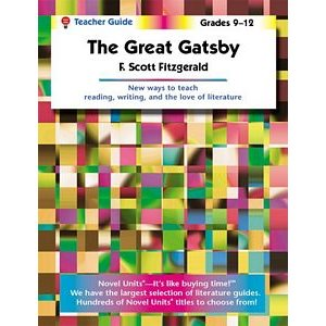 The Great Gatsby Teacher Guide