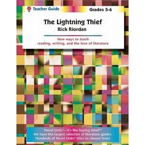 Lightning Thief Teacher Guide