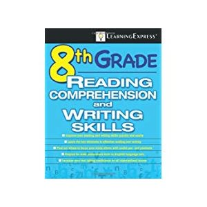 8th Grade Reading Comprehension and Writing Skills Test Edit