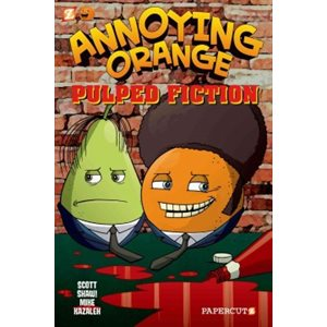 Pulped Fiction (Annoying Orange 3)