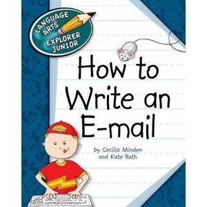 How to Write an E-Mail