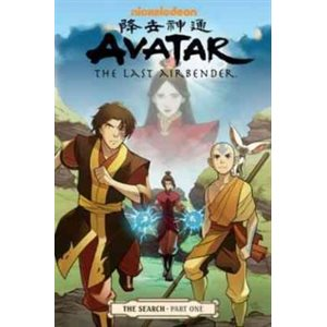 Avatar: The Last Airbender - The Search Part 1 The Search