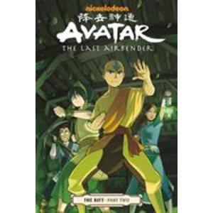 Avatar: The Last Airbender -  The Rift Part 2 The Rift
