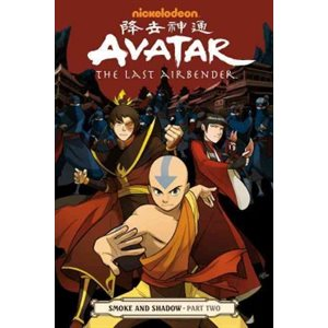 Avatar the Last Airbender Smoke and Shadow