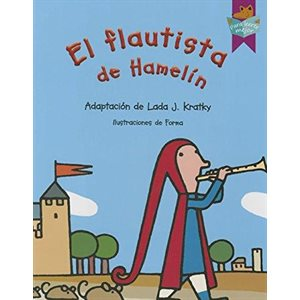El flautista de Hamelín (Pied Piper of Hamelin)