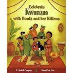 Celebra Kwanzaa con Botitas y sus gatitos (Celebrate Kwanzaa With Boots And Her Kittens)