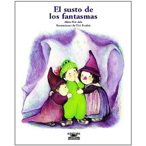 El susto de los fantasmas (What Are Ghosts Afraid Of?)
