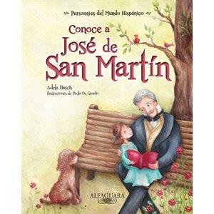 Conoce a Jose de San Martin (Meet Jose de San Martin)