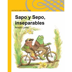 Sapo y Sepo, inseparables (Frog and Toad Together)