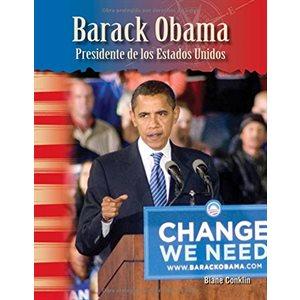 Barack Obama : Presidente de Estados Unidos (Barack Obama: President of the United States)
