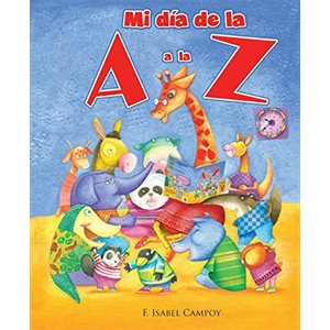 Mi día de la A a la Z (My day from A to Z)