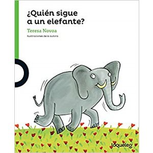 ¿Quién sigue a un elefante? (Who Follows an Elephant?)