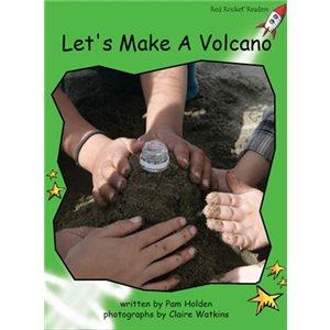 Let's Make a Volcano