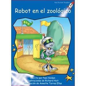 Robot en el zoológico (Robot At The Zoo)