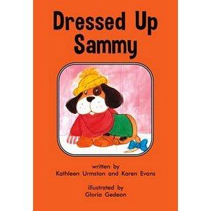 Dressed Up Sammy